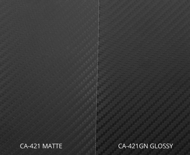 Matte vs glossy carbon fiber DI-NOC