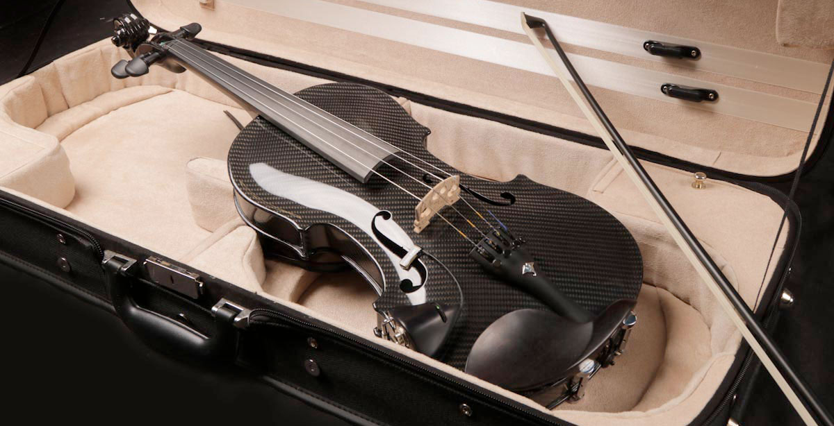 Gayford Carbon Strad – The world's most technically advanced Carbon Fiber  Violins