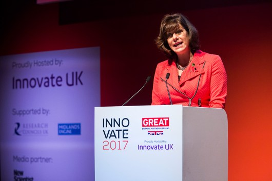Innovate2017_Minister_Claire_Perry
