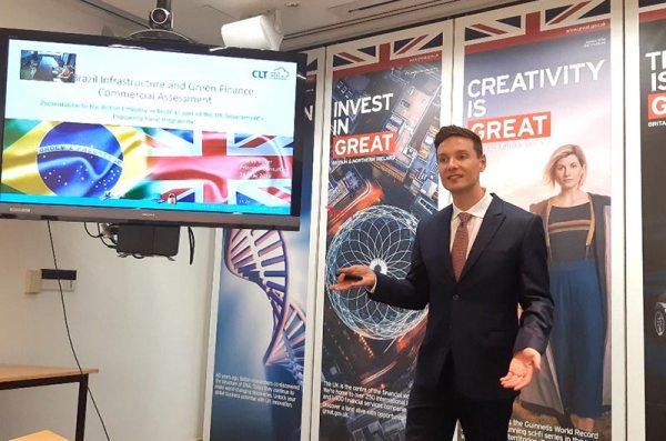 CLT Presentation - Boosting UK investor capability to finance Brazil