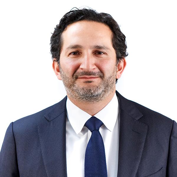 Portrait of Juan Parreno clt associate
