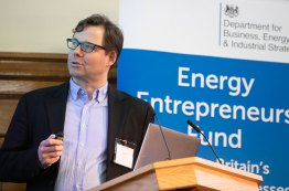 Rushlight Award Honours EEF Entrepreneurs