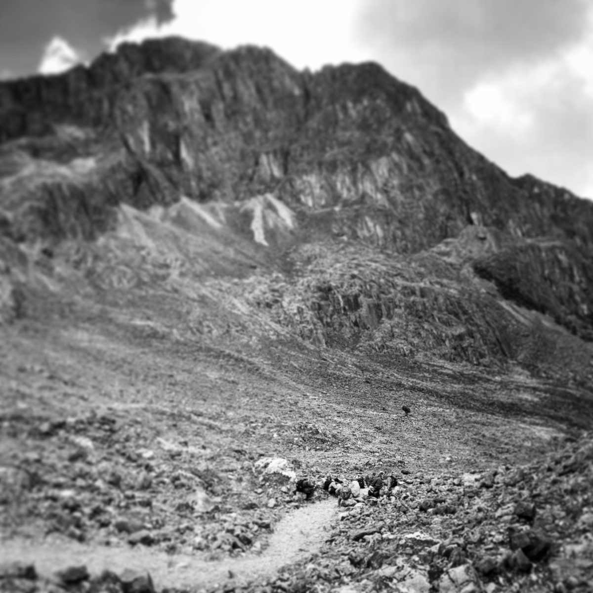 Peruvian Mountain Pass
