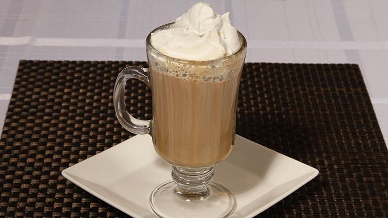Fat Fast Coffee with Heavy Cream Recipe