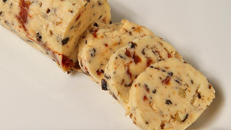Low-Carb Gluten-Free Olive, Tomato & Garlic Butter Recipe