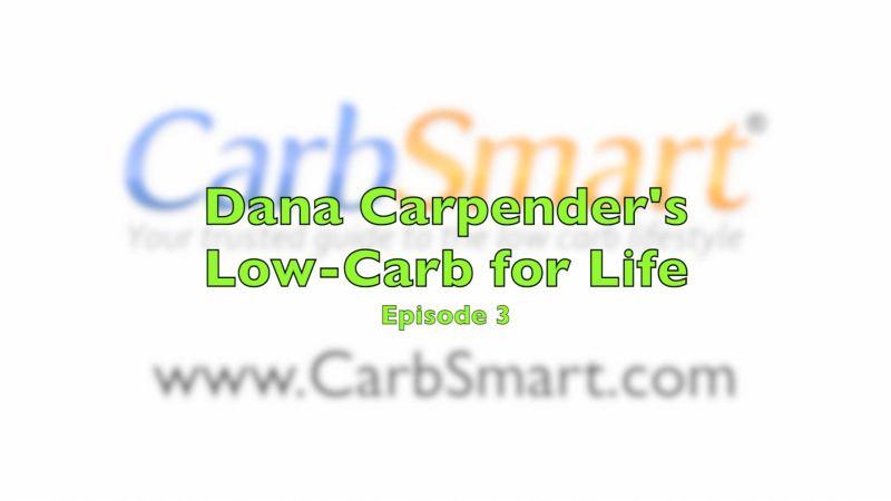 Cocoa-Peanut Porkies Recipe – Dana Carpender's Low-Carb for Life Video #3