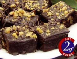 CarbQuik Brownies