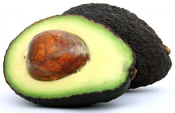 high fat avocado