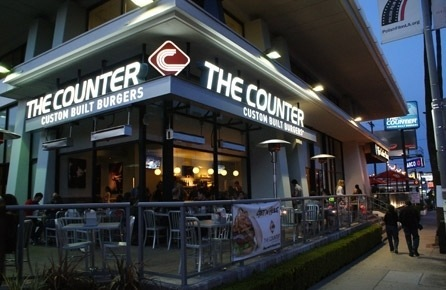 The Counter® Custom Built Gourmet Burgers