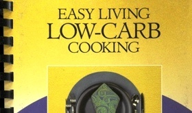 Get CarbSmart's Easy Living Low-Carb Cooking Cookbook for $9.95 Including Shipping!