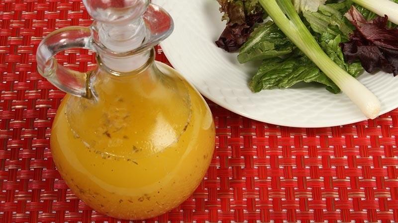 Dana Carpenders Low-Carb Basic Vinaigrette Salad Dressing