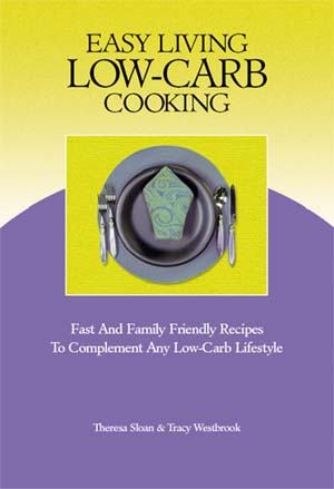 Order Easy Living Low-Carb Cooking