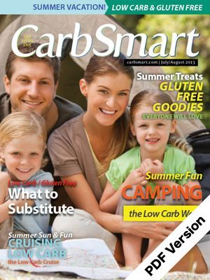 Order CarbSmart Magazine July / August 2013 PDF Version