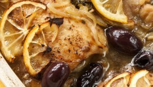 Low Carb Lemon Chicken Recipe