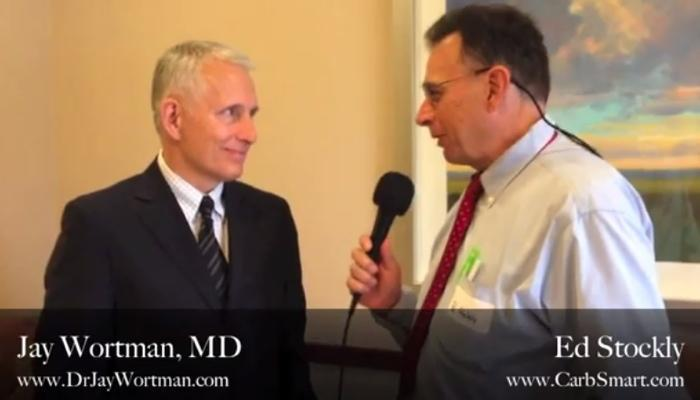 Jay Wortman, MD Video Interview from Central Coast Nutrition Conference March 1, 2014