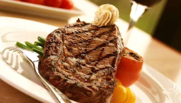 Great Steak Recipe - Rib Eye Steak