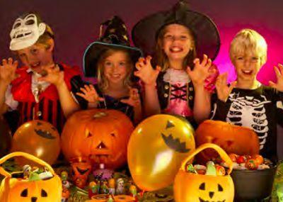 Low Carb Halloween Kids