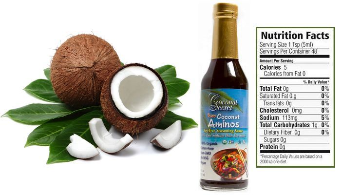 What The Heck Are Coconut Aminos & Why Use It in Low-Carb, Gluten-Free Cooking?