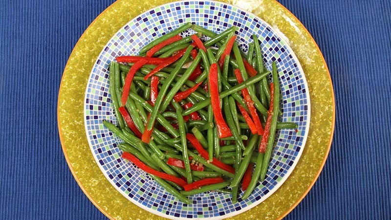 Low-Carb Italian Seasoned Green Beans Recipe