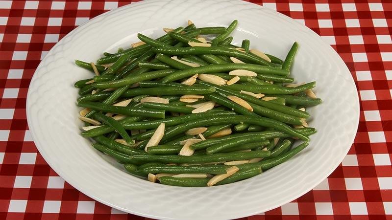 Low-Carb Lemony Green Beans Recipe