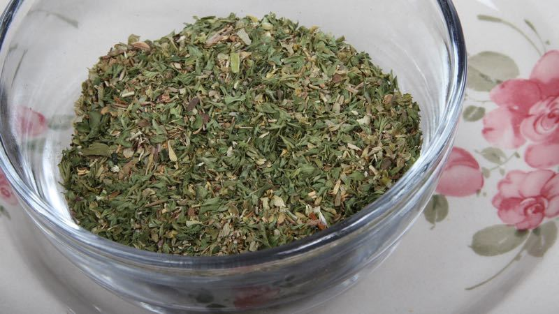 Low-Carb Mediterranean Herb Spice Blend Recipe