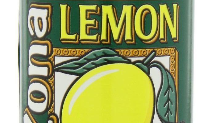 AriZona Sugar Free Lemon Iced Tea Tubs