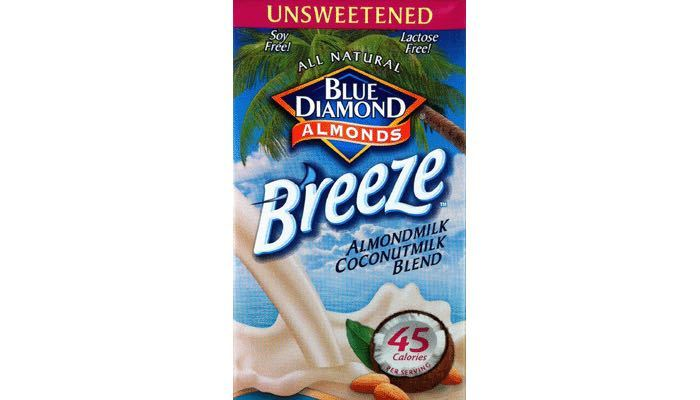 Blue Diamond Vanilla Almond Coconut Breeze