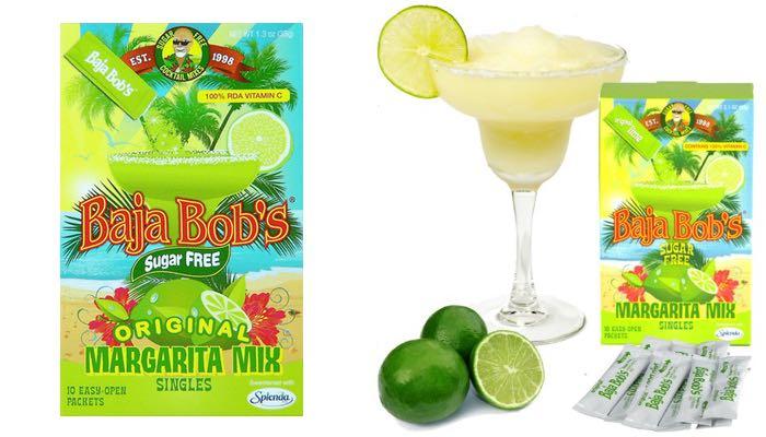 Baja Bob's Original Margarita Mix Singles