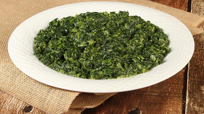 Easy Low-Carb Gluten-Free Creamed Spinach Recipe
