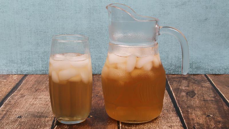 Sugar-Free Peach Iced Tea Recipe