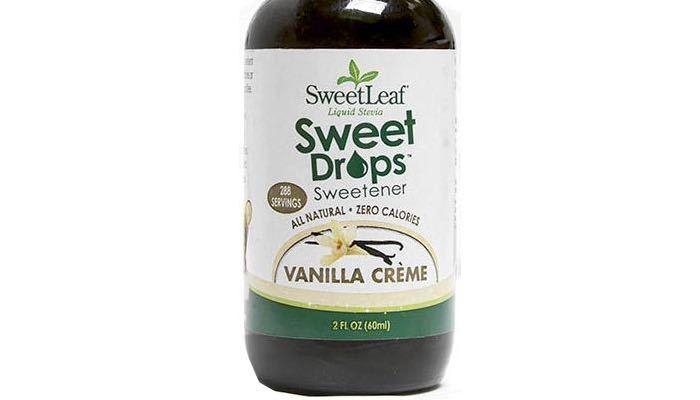 SweetLeaf Sweet Drops Vanilla Creme Liquid Stevia Sweetener 2 oz.