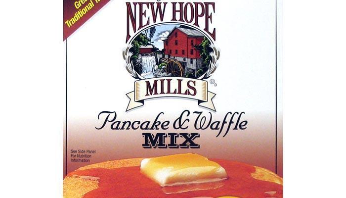 New Hope Mills Pancake and Waffle Mix