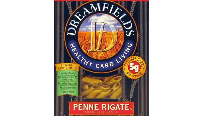 Dreamfields Low Carb Pasta in 7 cuts