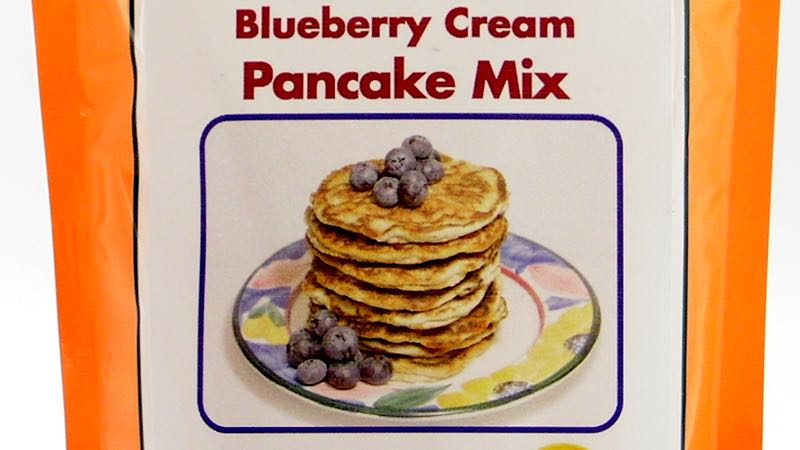 Dixie Carb Counters Blueberry Cream Pancake & Waffle Mix