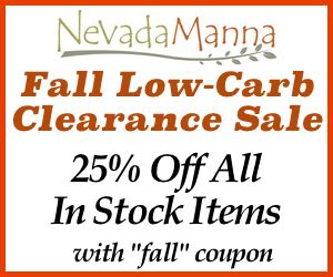 Nevada Manna Fall Sale