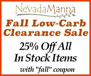 Nevada Manna Fall Sale