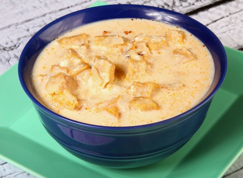 Buffalo Chicken Soup from Fat Fast Cookbook 2