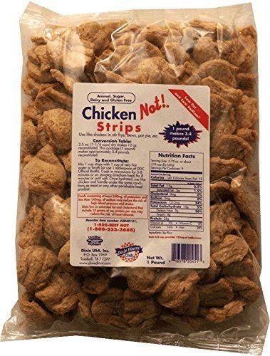 Chicken (Not) Strips
