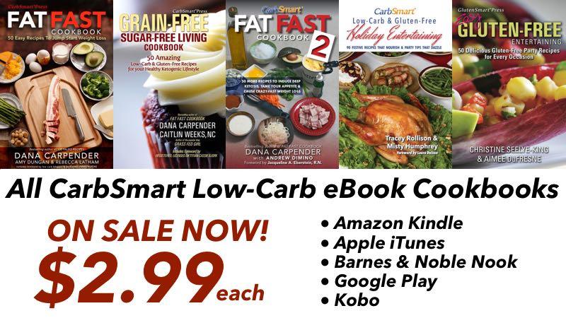 CarbSmart eBook Sale