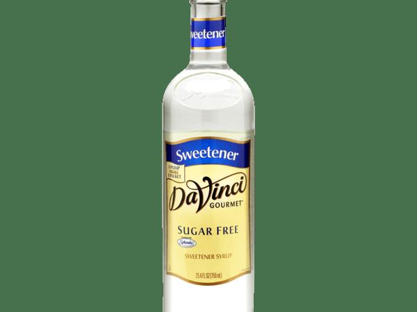 DaVinci Gourmet Sugar-Free Sweetener Syrup