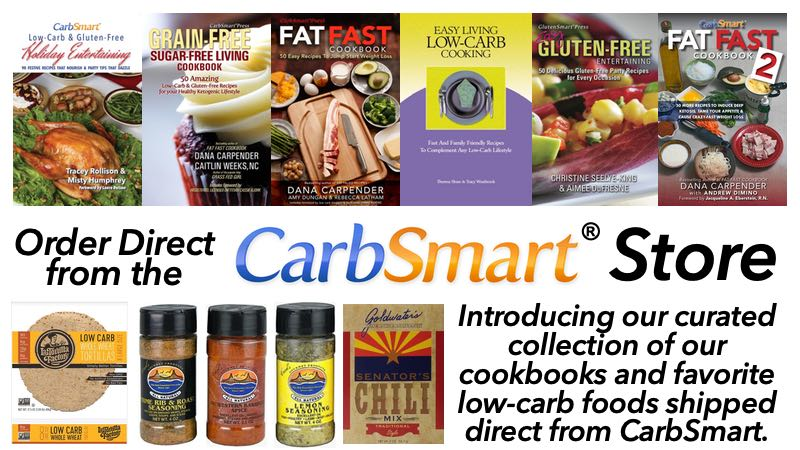 Order Direct From the CarbSmart Store