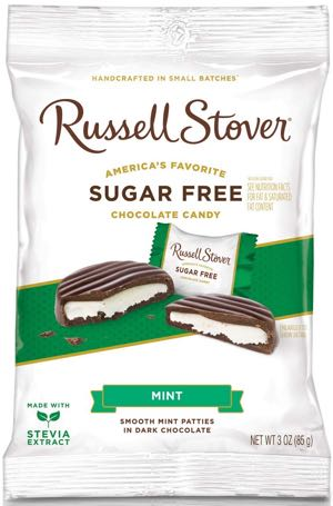 Russell Stover Sugar Free Mint Patties