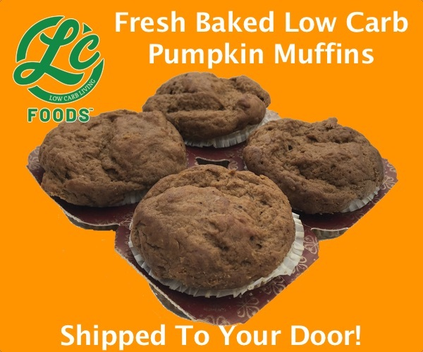 Fresh Baked Pumpkin Muffins Shipped