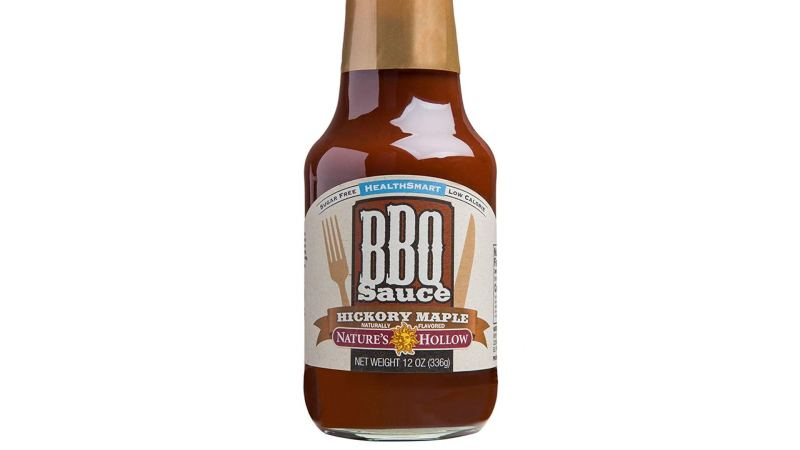 Nature's Hollow Sugar-Free Hickory Maple BBQ Sauce