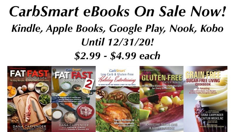 2020 CarbSmart eBooks Sale