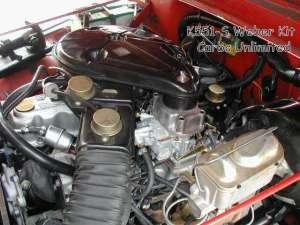 Jeep Weber Carburetor Conversions Page