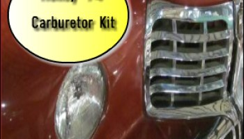 Carter B&B Carburetor Lacks Power From Idle To Cruise