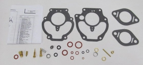 Holley 4150 Exploded View