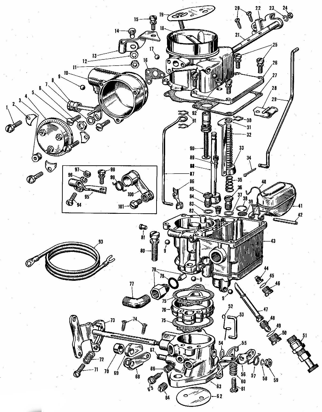 Bxov Exploded View