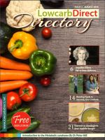 LOW CARB DIRECT, A NEW, INTERNATIONAL MAGAZINE!